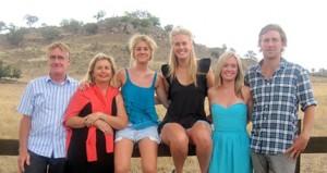 Graham family 2010